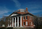 Old Effingham County Courthouse, Springfield | Vanishing South Georgia Photographs by Brian Brown